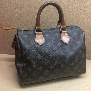 •LOW PRICE• AUTHENTIC $2000 RETAIL VTG SPEEDY BAG
